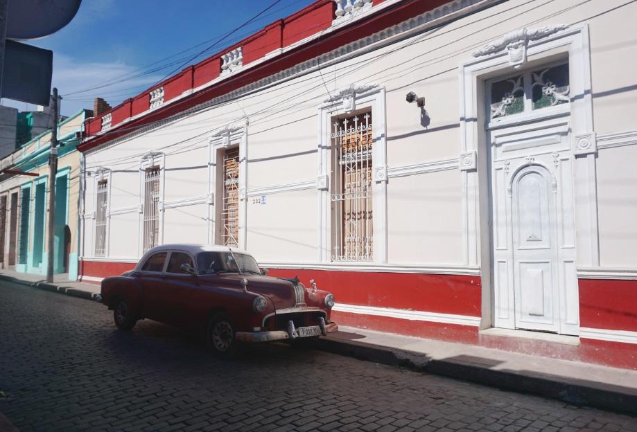 Camagüey_old car