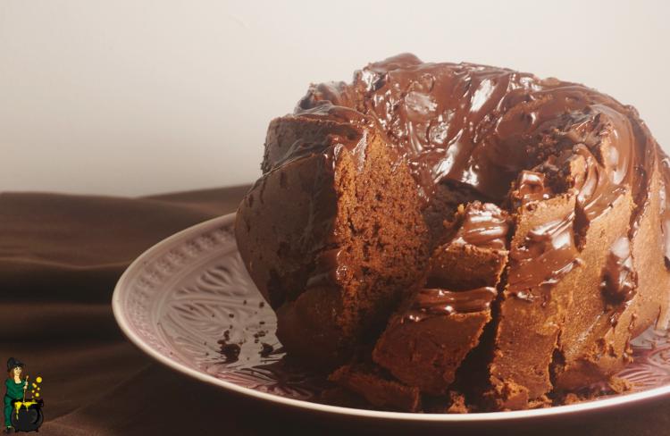 Schoko Baileys Kuchen Haferschleim Hexenbein